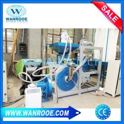 polvere di PP/PE/Pet/ABS/EVA/PVC/WPC/UPVC/HDPE/LDPE/LLDPE/Nylon riciclata 20-120mesh che rende a Miller di macinazione la macchina di plastica del Pulverizer