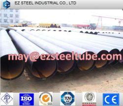 API 5L de aço carbono do tubo de estacas, ASTM A252 Pilingpipe