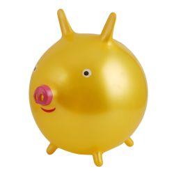 Kundenspezifisches Clolor Aufblasbares Spielzeug Aufblasbares PVC Tier Springen Schwein für Verkauf