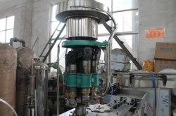 Máquina de enchimento de cerveja vaso linear usado para o processo de lavagem e enchimento