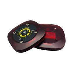 안정적인 품질의 무선 패스트 푸드 콜 시스템 게스트 서비스 레스토랑 웨이터 버저 코스터 페이저