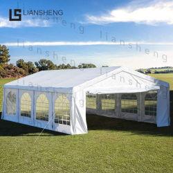 Glamping Caravana insufláveis piso potável Awing Beach Camping tenda para venda
