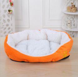Amovible et lavable fonctionnelle chien chat gris Bed & Bed