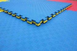 Espuma de EVA barata de fábrica Puzzle Taekwondo Karate Tapete Judo