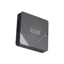 Ysten OEM Kh3 Allwinner H313 2g 16g Prezzo di fabbrica più conveniente Smart Set Top Box per Android 10 Media Player WiFi 2.4G Kh3 STB