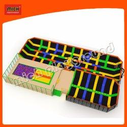 子供のための安全網が付いている小さい屋内屋外の Trampoline