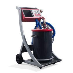 Hc-Milepost zuverlässige Qualitätsschnelle Farbe-Ändernde Puder-Beschichtung-Maschine