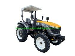 4WD Te404-P 40HP 2WD 소형 작은 4개의 바퀴 농장 크롤러 트랙터 과수원 벼 잔디밭 큰 정원 걷는 디젤 엔진 중국 농업 기계장치 트랙터