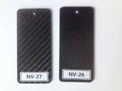3K ورق عادي/مخطط ألياف الكربون/لوح/لوحة/لوحة مع سعر المصنع