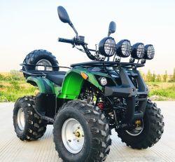 Adulti caldi dell'olio 125cc di vendita potere della benzina del carraio da 8 pollici che corre quadrato ATV