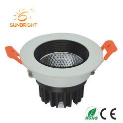 заводская цена 7W 12W 15W 20W 30W 40Вт светодиод алюминия вниз потолочного освещения