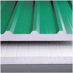 壁および屋根のためのポリウレタンサンドイッチパネル、絶縁されたサンドイッチパネルPIR及びPU
