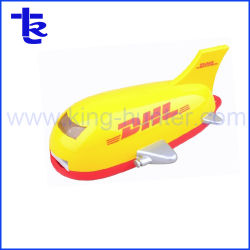 airplane Express Transport Company 선전용 선물로 USB 플래시 메모리 드라이브