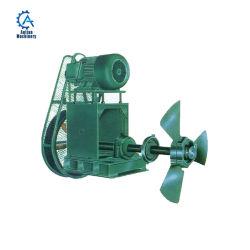 Thruster de aço inoxidável e de mistura hélice para pasta de papel
