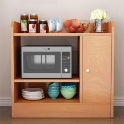 Armario de Comedor Cocina Horno Microondas Armario muebles simples 0294