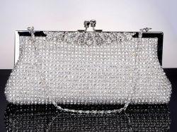 クリスタルイブニングバッグ Diamante イブニングバッグファッションダイヤモンドエベンジングバッグ