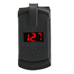 12V 24V Universallkw-Auto-Aufladeeinheits-Voltmeter des Motorrad-4.2A Doppel-USB-Selbstaufladeeinheiten für RV-Boot