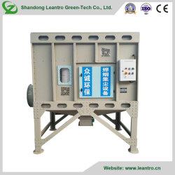 Работы выполнены по современным стандартам сварки отвода газов для сбора пыли (ZC-WFEB)