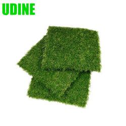 Alta qualità che collega erba artificiale per il giardino DIY di paesaggio