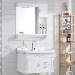Посадите пленки ПВХ, с которыми сталкиваются MDF ванная комната кабинет в левом противосолнечном козырьке
