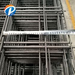 A393 A252 A193 A142 Verstärkung-Stahl-gewellter Stab-geschweißtes Ineinander greifen in den Betonplatten