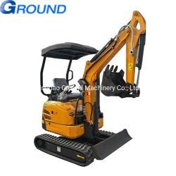 Alta calidad confiable pequeña Mini Excavadora de excavación ,jardín de la máquina con precios baratos