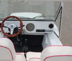 Il carrello di golf elettrico sicuro e comodo, la piccola automobile facente un giro turistico, automobile elettrica della multi sede, può essere utilizzato a lungo