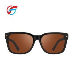 형식 OEM/ODM 남자 안경알을%s 개인적인 악대 Tr90에 의하여 극화되는 UV400 보호 색안경