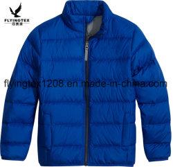 Kind-Qualitäts-Auffüllen-Umhüllung scherzt Outddoor Oberbekleidung-Mantel