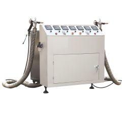 De hete Machine van de Smelting, de Hete Machine van de Deklaag van de Smelting, de Hete Verzegelende Robot van de Smelting