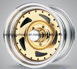 Bicromato di potassio d'acciaio d'acciaio della rotella Rim-15X7 della rotella 4X4 di senso