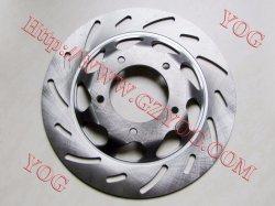 Yog MOTO MOTOCICLETA de piezas del disco de freno delantero para el CG125 Cgl125 Cryptonr En125 Fr150 FZ16