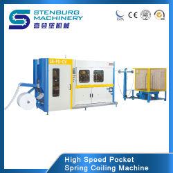 Matratze-Pocket Sprung-Wirbelmaschine-Hochgeschwindigkeitsmaschine (LR-PS-OV)