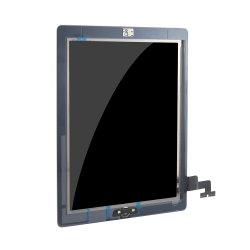 De Becijferaar van het Scherm van de aanraking met Homebutton voor Zwarte Witte Origineel iPad2