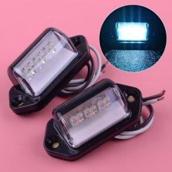 Camion remorque RV lumière LED de plaque minéralogique