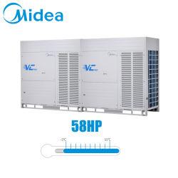 La condensazione di silenzio di progettazione di sistema di HVAC di Midea Termostato Aire Acondicionado 157kw unisce il condizionatore d'aria spaccato di Vrf
