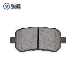 A pastilha de freio do carro de discos dianteiros de cerâmica de definir melhor as pastilhas de freio D1021-7926 a qualidade da marca sobressalente de Autopeças