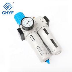Lubrificador do regulador do filtro Festos Frl pneumática da unidade de Ar da Unidade de Combinação