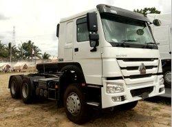 Sinotruk HOWO 6X4 груза погрузчик грузовых шасси для Эфиопии, 371HP, Дополнительный топливный бак трактора погрузчика