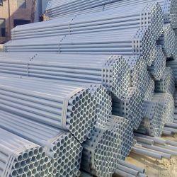 El tubo digestivo/ Pre de tubos de acero galvanizado cuadrado/ valla galvanizada tubos/Estructura de la casa verde