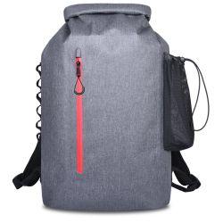 Nova Moda mochila impermeável Multifunção Saco a tiracolo Desporto Aventura de Saco da Caçamba Backpack Camping Bag mochila ao ar livre