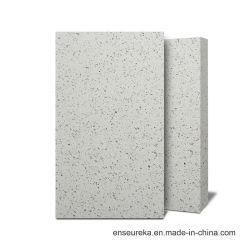Beige Galaxie-Quarz-Stein für Küche Benchtops