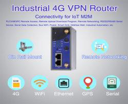 4G LTE industrielle routeur WiFi Hotspot avec GPS Tracking pour enregistreur de série