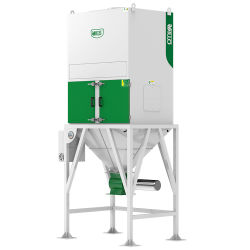 自動荷を下す木工業のパルスの産業集じん器