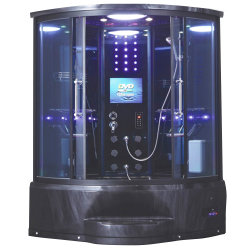 最もよい価格のジャクージの浴槽オゾン湿り蒸気のサウナのシャワーの小屋部屋の浴室