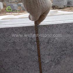 Azul/Cinza do ácido mosaico de Calcário para pavimentação de piso exterior/revestimento de paredes