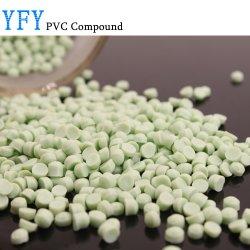 partes separadas chinesa grânulos flexível para a mangueira de ar de compostos de PVC
