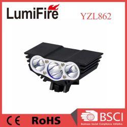 Super Power LED T6 Xml Luz Dianteira bicicletas de aluguer da retaguarda
