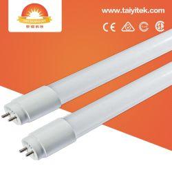 Éclairage domestique 4ft 2FT 18W 20W 22W 24W T8 Tube LED lampe fluorescente de verre
