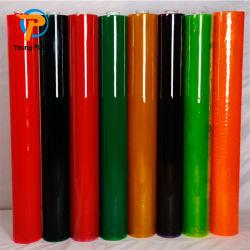 Film plastique PVC Embossedstatic pour Couverture de livre